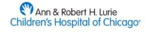 Ann & Robert H Lurie - Children's Hospital of Chicago Logo