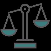 Legal Icon Color