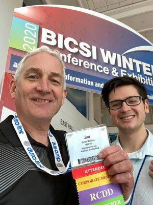 E PLUS at BICSI 2020